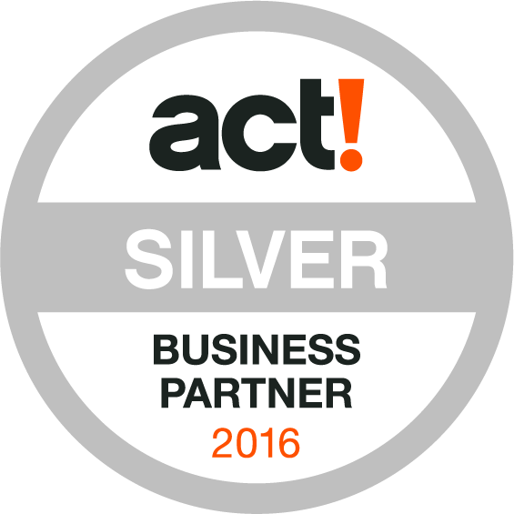 Act! Silver Business Partner logo