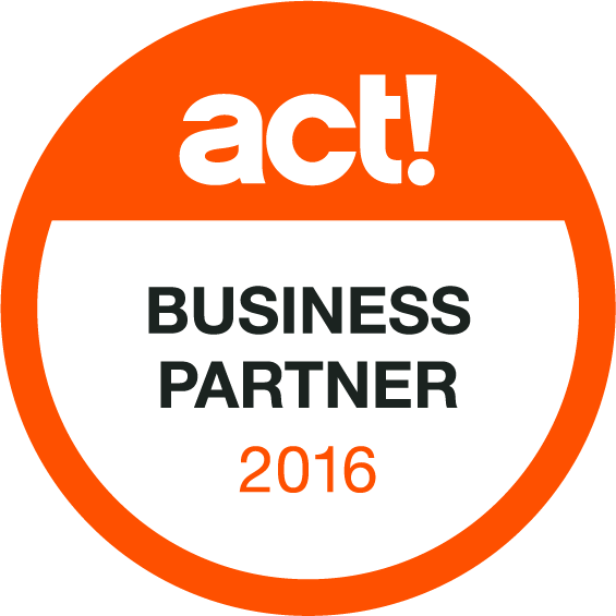 Act! Business Partner logo