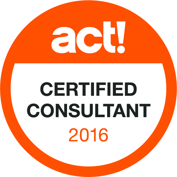 Act! Certified Consultant logo